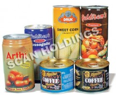 Steel Food Cans (3 Piece)-Tinplate Cans for Food (Three Piece)